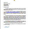Letter to Mayor Mitch Landrieu RE: The Purchase of Body Cameras for the New Orleans Police Department