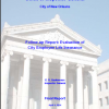Follow-up Report: Evaluation of City Employee Life Insurance