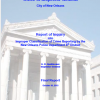 Improper Classification of Crime Reporting by the New Orleans Police Department 8th District